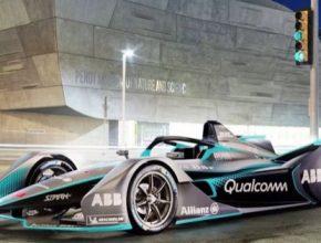 auto elektromobily závody elektrických formulí FIA Formula E