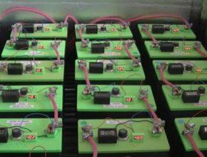 Baterie byly vyrobeny na zkušební lince v pražských Letňanech