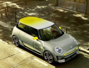 auto elektromobily MINI E