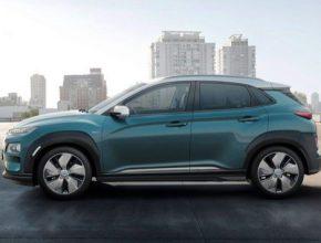 Novinka na českém trhu, elektromobil Hyundai Kona Electric
