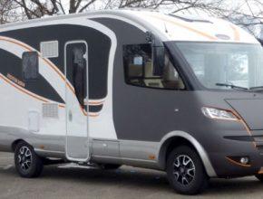 auto Iridium E Mobil elektromobil karavan