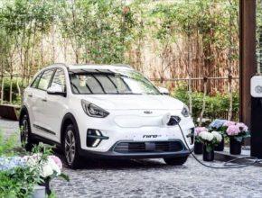 auto elektromobil Kia e-Niro EV