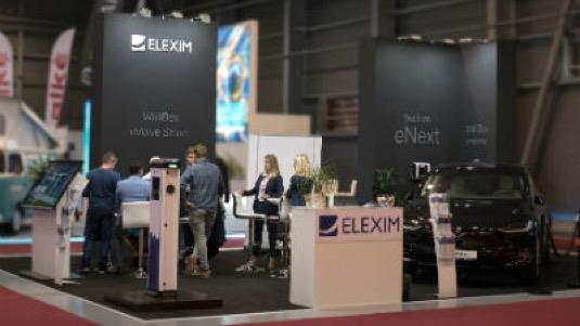 Stánek společnosti Elexim na e-Salonu