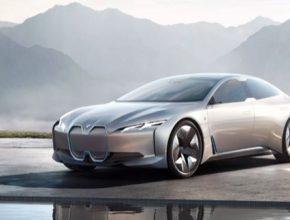 auto elektromobil výroba BMW i4 továrna Mnichov