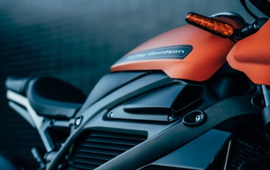 Elektromotorka Harley-Davidson LiveWire