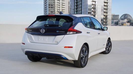 Nový Nissan Leaf Plus/e+