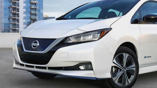 auto elektromobil nový Nissan Leaf e+ PLUS