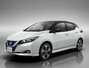 auto elektromobil Nissan Leaf e+