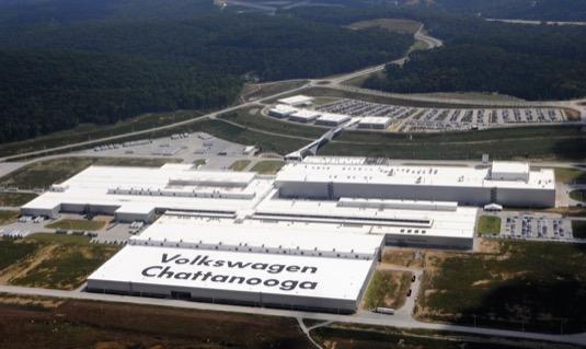 Volkswagen buduje globální síť pro výrobu elektromobilů: Do roku 2022 vznikne na třech kontinentech osm výrobních závodů pro MEB.