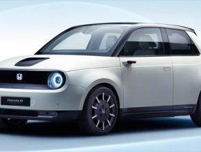 auto elektromobil Autosalon Ženeva 2019: Honda E Prototype