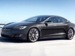 auto elektromobily Tesla Model S