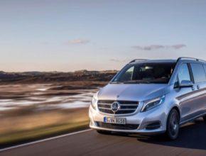 auto elektromobil Autosalon Ženeva 2019: elektrický minivan Mercedes-Benz EQV