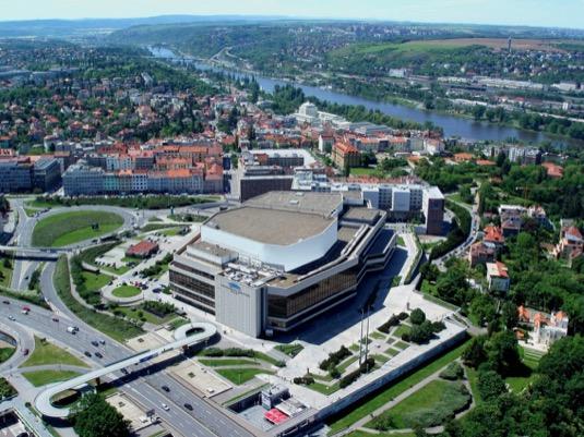 Největší EPC projekt v ČR: Kongresové centrum Praha, který realizuje společnost ENESA patřící pod ČEZ