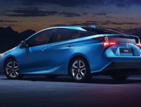 auto hybrid Toyota Prius