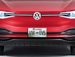 auto elektromobil Volkswagen Chattanooga továrna USA výroba elektromobilů