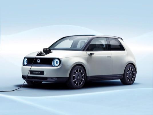 auto elektromobil Honda e Prototype