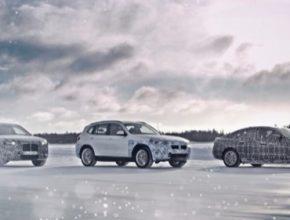 auto Elektromobily BMW iX3, BMW i4 a BMW iNEXT