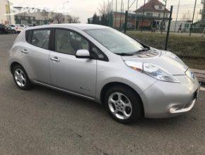 Ojetý elektromobil Nissan Leaf v bazaru sauto.cz. Cena 318 230 Kč vč. DPH s možností odpočtu, rok výroby 2011.