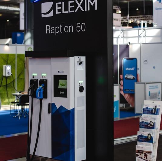 Modulární rychlonabíjecí stanice Raption 50