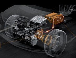 Koncept crossoveru IMQ nabízí revoluční elektrifikované hnací ústrojí, které v sériových vozech bude k dispozici do roku 2022