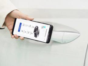 Digitální klíč identifikuje uživatele, automaticky nastaví vůz a usnadňuje sdílení vozidel. Technologie umožní odemknutí vozidla, jeho nastartování a jízdu bez klasického klíče.