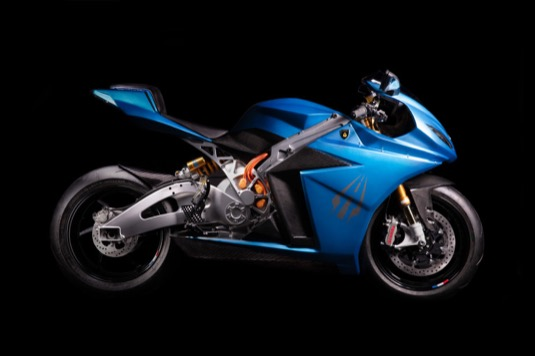 elektromotorky elektrická motorka Lightning Strike