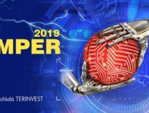 auto Amper 2019 Brno výstaviště březen