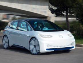 auto elektromobil Volkswagen ID Neo