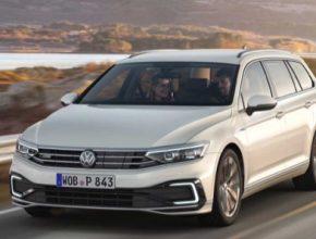 auto Volkswagen Passat GTE Plug-In Hybrid