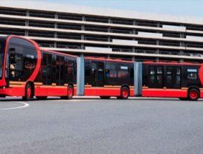 auto elektrobus elektrický autobus BYD K12A