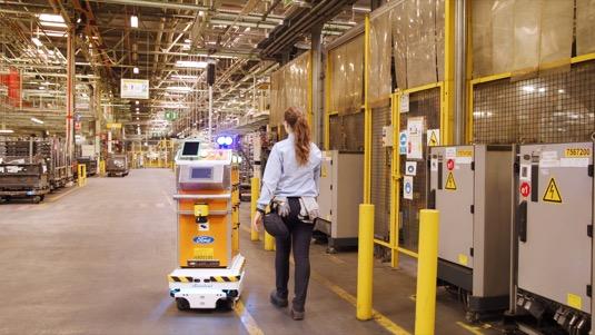 Robot ušetří zaměstnancům desítky hodin