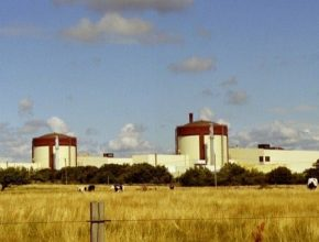 švédsko - jaderná elektrárna Ringhals