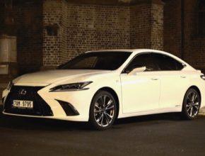 Lexus ES 300h F Sport Top