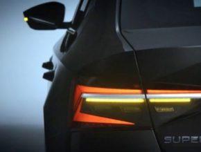 auto Škoda Superb
