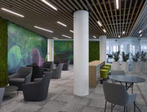 Škoda Auto kancelář SAP Praha