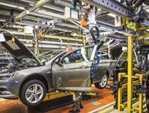 auto výroba Opel Russelheim Astra