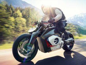 elektromotorka BMW Motorrad