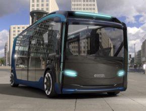 Revoluce v městské dopravě? Nový koncept NXT od společnosti Scania
