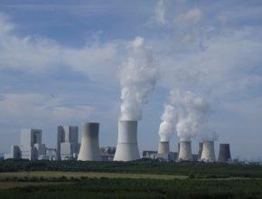 jaderná elektrárna Německo