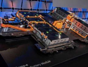 auto elektromobily Opel Corsa-e baterie