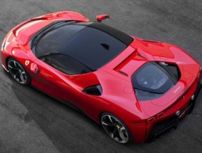 auto plug-in hybrid Ferrari SF90 Stradale