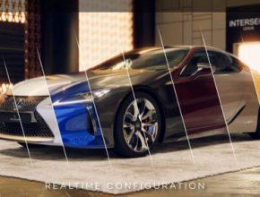 auto Lexus hybrid