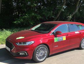 TEST: Ford Mondeo HEV kombi