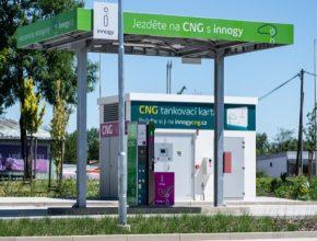 K 1. 7. 2019 společnost CNGvitall ukončí činnost, její aktivity přebírá innogy Energo