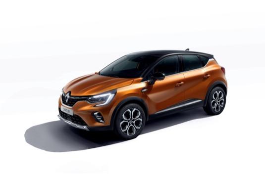 Nový Renault Captur