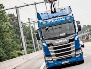 Spedition Schanz je průkopníkem elektrické silniční dopravy v Německu