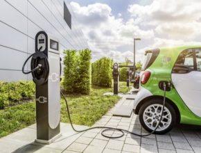 auto nabíjecí stanice pro elektromobily innogy
