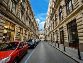 auto parkování Praha