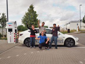 auto elektromobil Tesla Model 3 Rekored 24 hodin