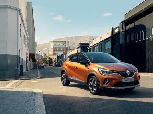 Nový Renault Captur je delší (4,23 m +10 cm) a má delší rozvor (2,63 m +2 cm).